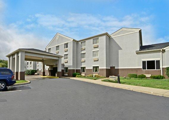 Comfort Inn & Suites Butler