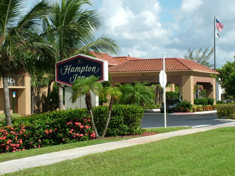 Hampton Inn Jupiter-Juno Beach FL