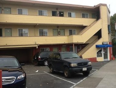 Knights Inn San Francisco / Near The Presidio