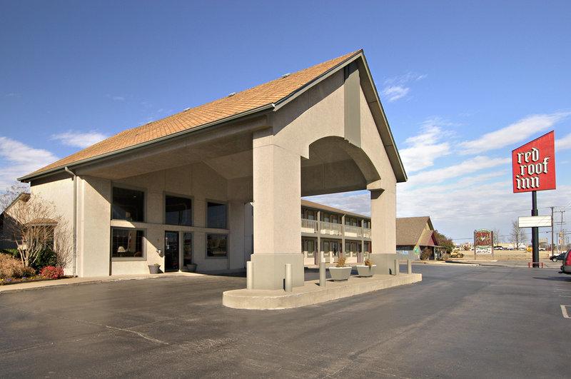 Red Roof Inn Oklahoma City Airport Fairgrounds