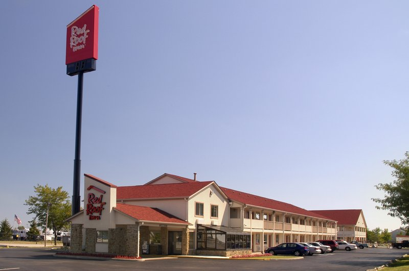 Red Roof Inn Greenwood