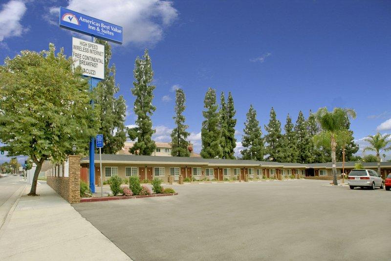 Americas Best Value Inn And Suites San Bernardino