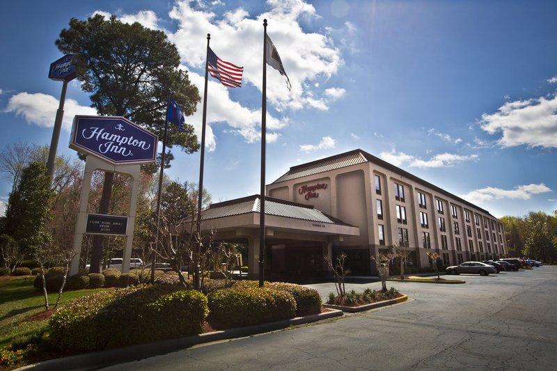 Hampton Inn Charleston-Airport-Coliseum
