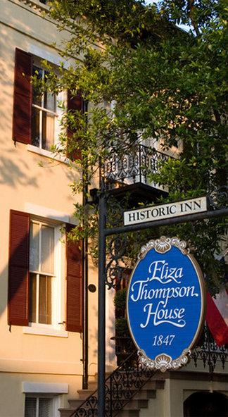 Eliza Thompson House Historic Inns of Savannah Collection