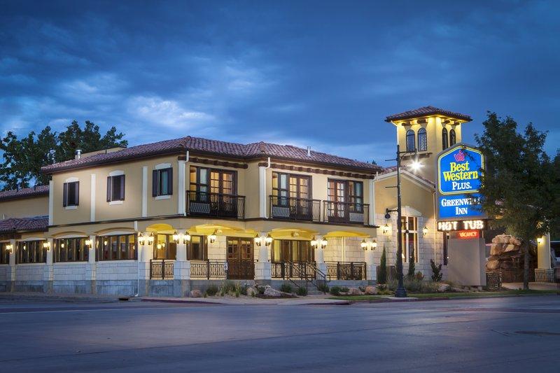 BEST WESTERN PLUS Greenwell Inn