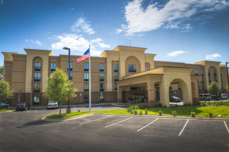 Hampton Inn And Suites Pensacola/Gulf Breeze
