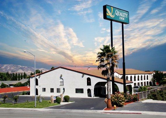 Quality Inn Near Fort Hunter Liggett
