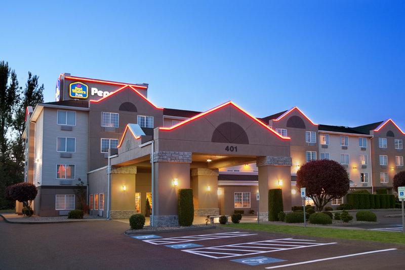 BEST WESTERN PLUS Peppertree Auburn Inn