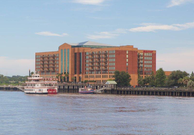 Marriott Savannah Riverfront