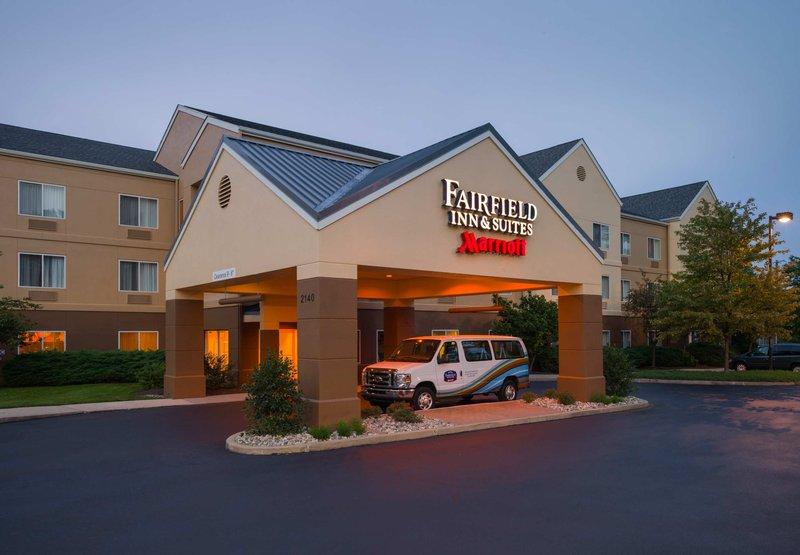 Fairfield Inn by Marriott Allentown Bethlehem / Lehigh Airport