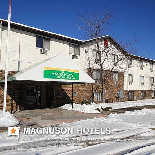 Americas Inn And Suites Auburn