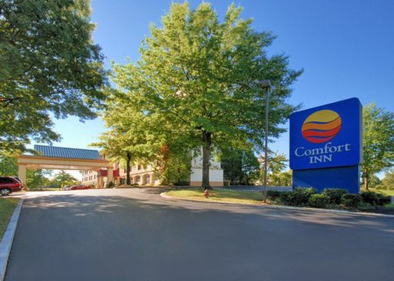 Comfort Inn Near Princeton
