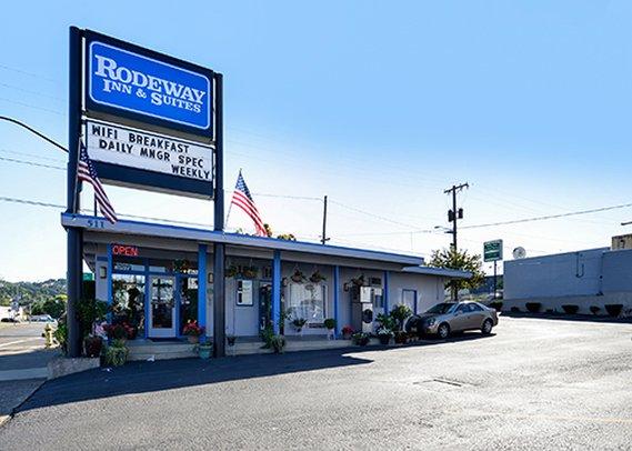 Rodeway Inn & Suites Roseburg