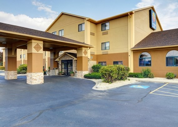 Comfort Inn Joliet West I 80