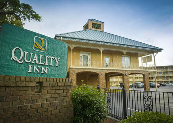 Quality Inn Downtown Historic District