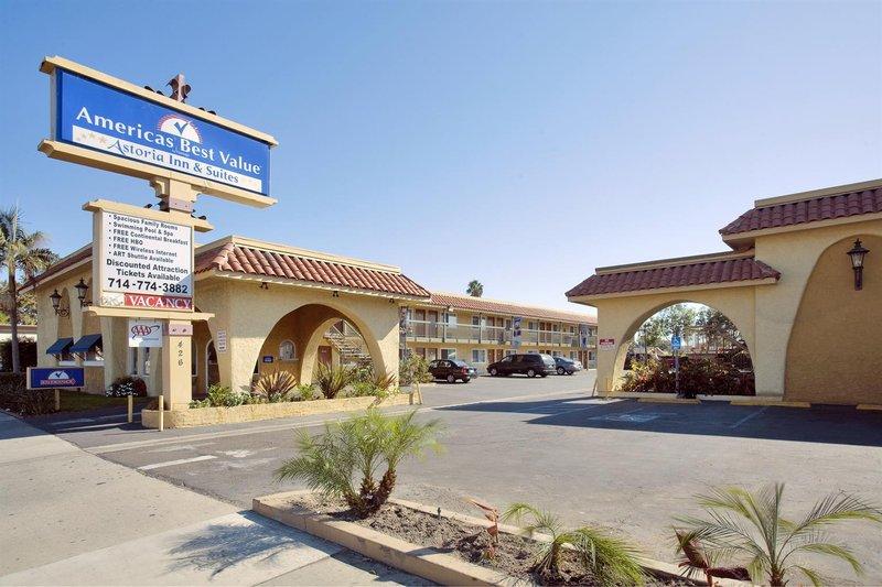 Americas Best Value Astoria Inn & Suites