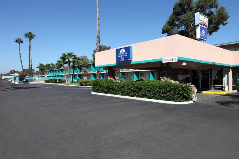 Americas Best Value Inn El Cajon San Diego