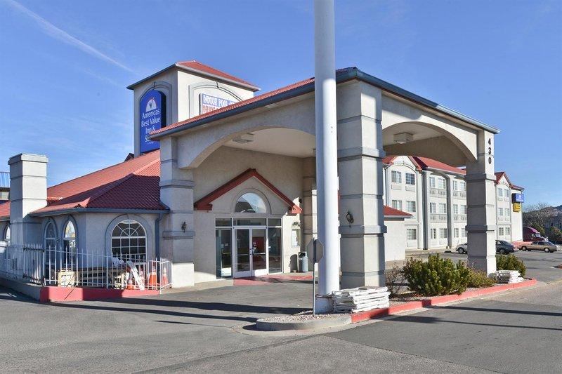 Americas Best Value Inn And Suites Colorado Springs