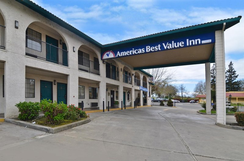 Americas Best Value Inn Sacramento Old Town