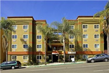 Americas Best Value Inn San Diego Downtown Balboa Park