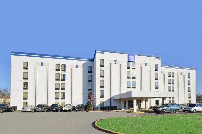 Americas Best Value Inn And Suites Louisville Airport