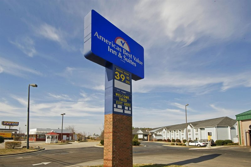 Americas Best Value Inn And Suites McDonough
