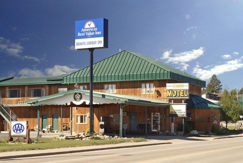 Americas Best Value Dakota Cowboy Inn