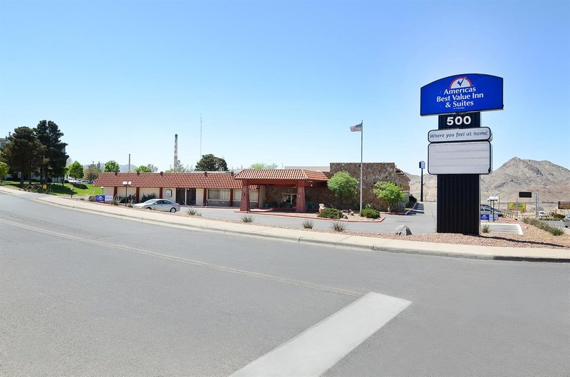 Americas Best Value Inn And Suites El Paso West