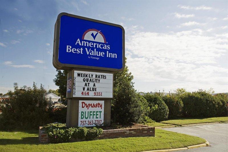 Americas Best Value Inn Norfolk Airport Area