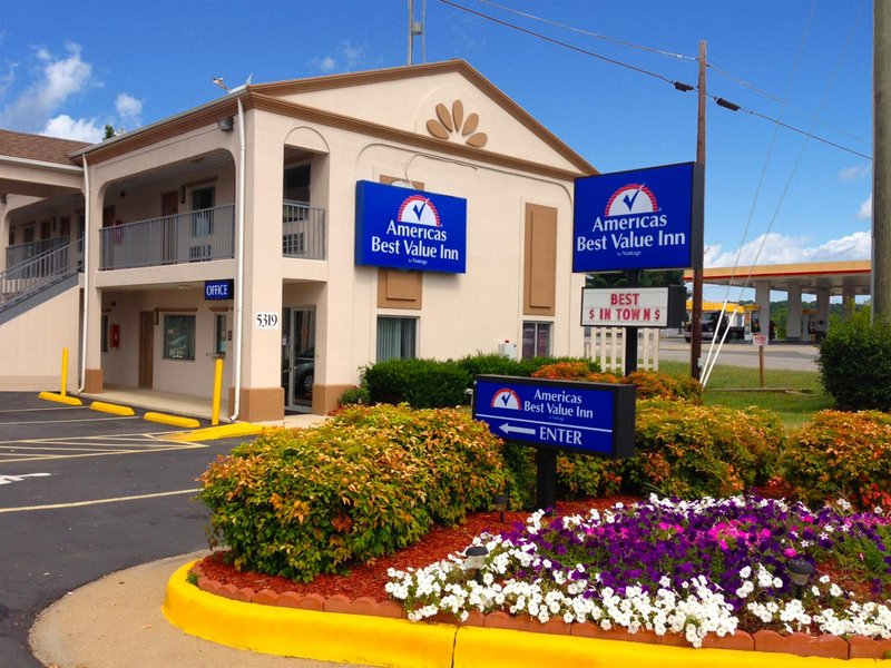 Americas Best Value Inn Fredericksburg South