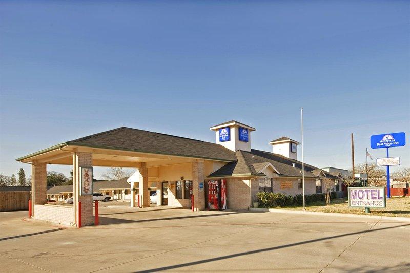 Americas Best Value Inn Weatherford TX