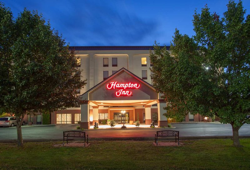 Hampton Inn Barboursville WV