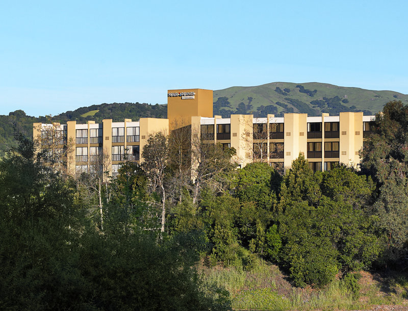 Four Points By Sheraton San Rafael San Rafael California