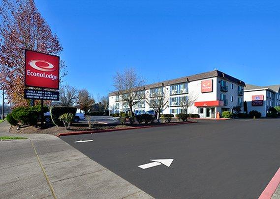Econo Lodge Corvallis