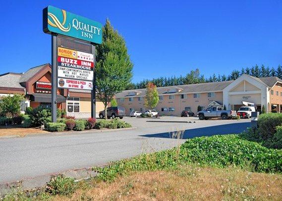Quality Inn Near Seattle Premium Outlets