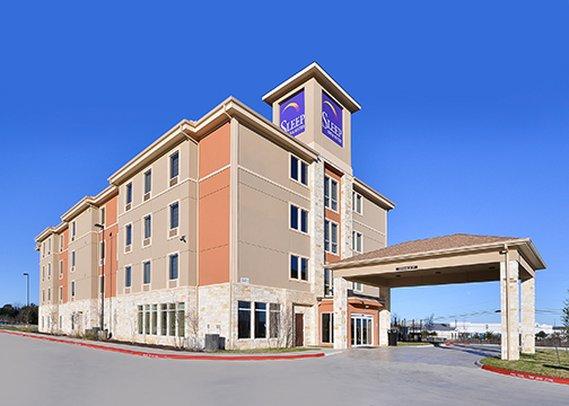 Sleep Inn & Suites Austin - Northeast