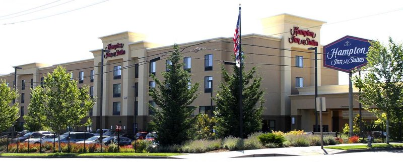 Hampton Inn - Suites Tacoma-Mall