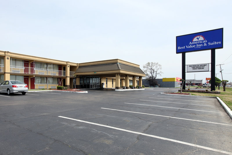 Americas Best Value Inn And Suites Greenville