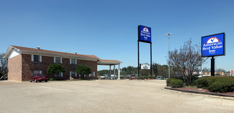 Americas Best Value Inn Ruston
