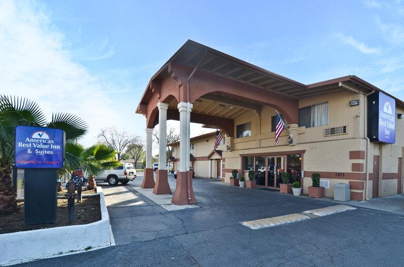 Americas Best Value Inn Merced