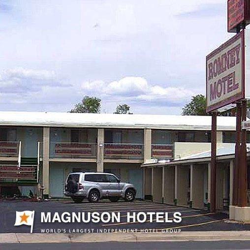 Romney Motel Seligman