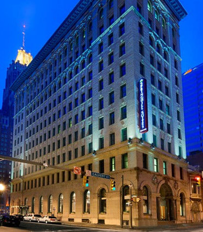 Springhill Suites Marriott Baltimore Downtown / Inner Harbor