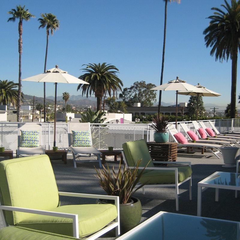 Hotel Beverly Terrace