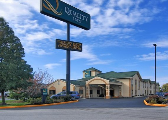 Quality Inn Franklin I 65