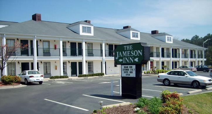 Jameson Inns And Suites Wilson