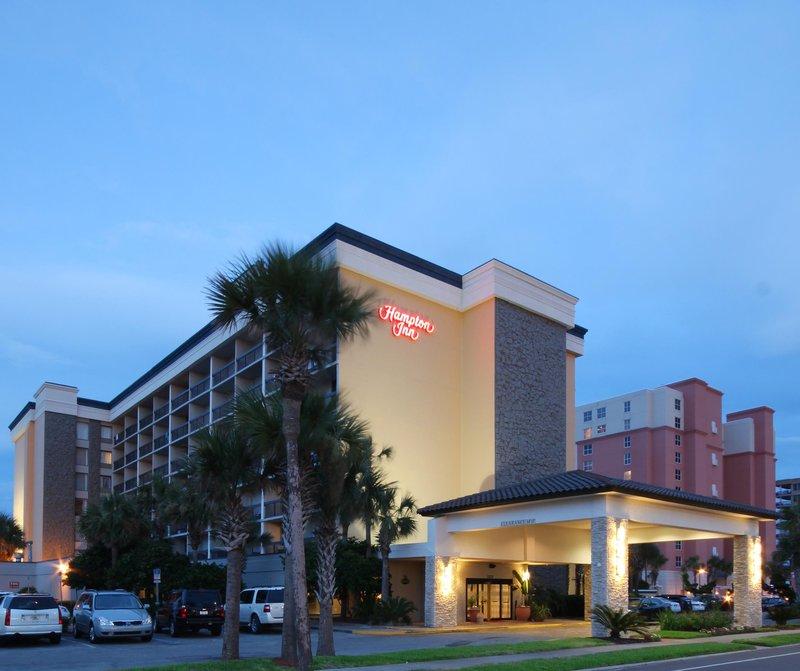 Hampton Inn Jacksonville Beach / Oceanfront