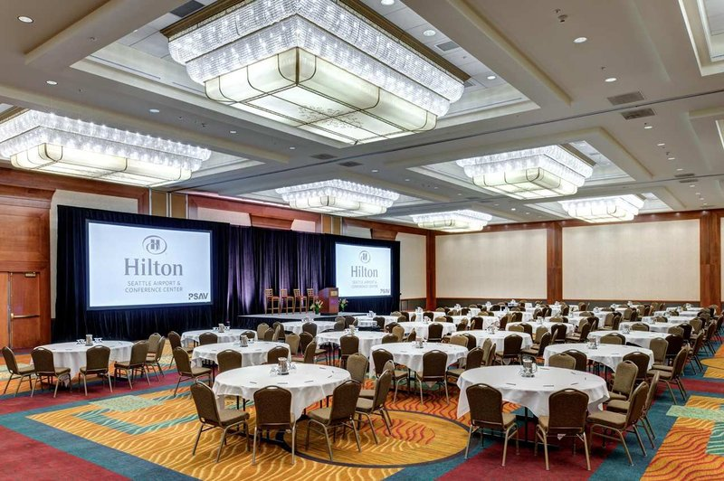 Hilton Seattle Airport - Conference Center
