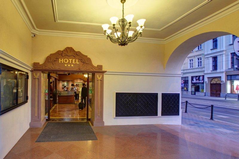 Hotel Europejski Wroclaw