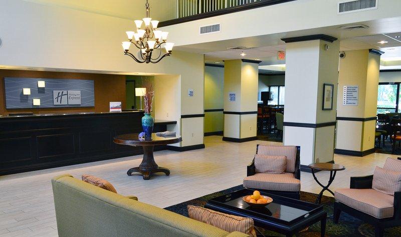 Holiday Inn Express Tampa Brandon