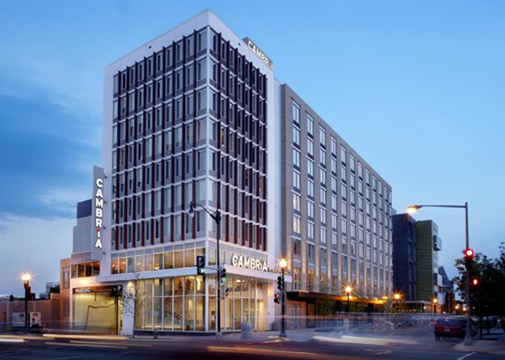 Cambria Hotel & Suites Washington, D.C. Convention Center